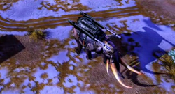 RA3 Mammoth Tank