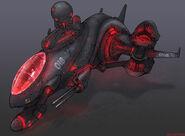 CNCTW Venom Concept Art 7