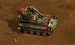 Gen1 Gatling Tank