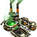 File:CNCTW GDI Tiberium Refinery Cameo.png