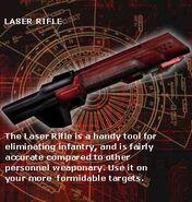 Laserrifle