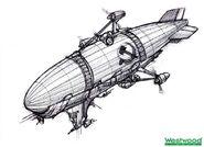 RA2 Kirov early concept