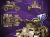 Gattling tank (Yuri's Revenge)
