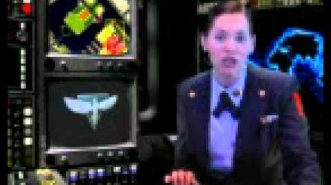 Command & Conquer Red Alert 2 - Allied Mission 1 - Sidebar Video 2