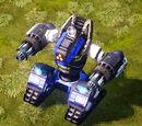 Future Tank X-1