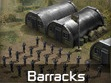 GDI Barracks icon