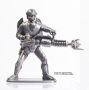 The Chrono Legionnaire toy