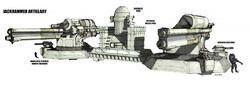 Jackhammer Artillery