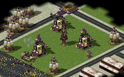YR Allied M05 Clone Base
