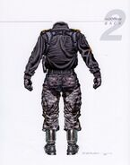 Renegade Nod Officer Back Concept Art 2