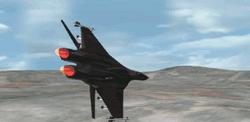 TD F-23 Cutscene