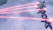 CNC4 Upgraded Reaper Firing