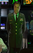 CNCTS General Cortez Service Uniform