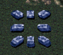Anti-tank minelayer