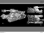 Ren 2 Rhino Concept Render