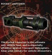 Rocketlauncher