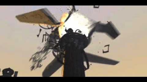 C&C Tiberian Dawn - Spyplane Crash