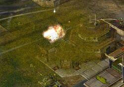 Fuel Air Bomb Impact (Generals)