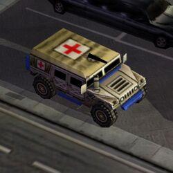 Generals Ambulance