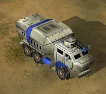 American POW Truck