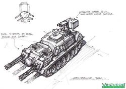 RA2 AP tank