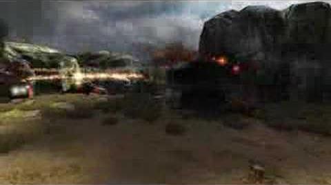 Renegade X Ingame CG Trailer