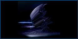 Alien mastermind