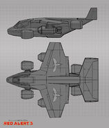 RA3 Vindicator Concept Art
