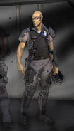 CNCTW Early Commando Concept Art 1