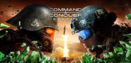 Key Art - Command and Conquer Rivals