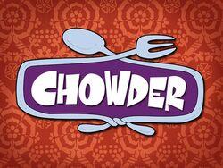 Chowder title card