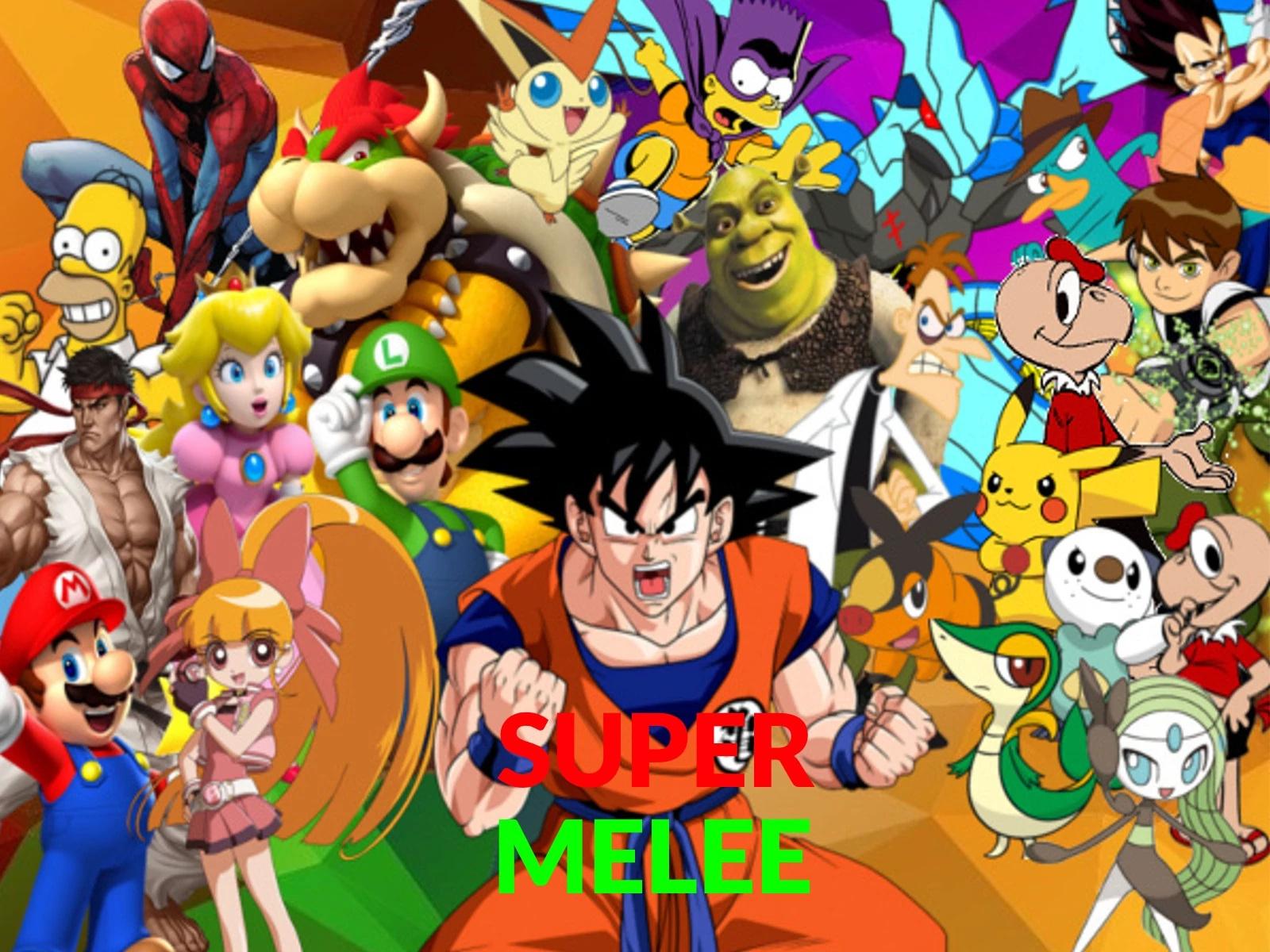 Category:Crossover | Cartoon Network Fanon Wiki | Fandom