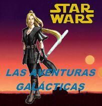 Portada Aventuras Galácticas