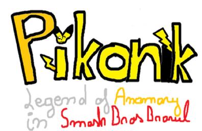 Pikonik-Legend of Anamary in Smash Bros Brawl