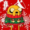 Christmas - Jake (Adventure Time).png