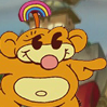 Pull My Finger n' Fart Rainbow Monkey (Codename Kids Next Door).png