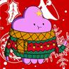 Christmas - Lumpy Space Princess (Adventure Time).png