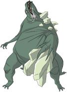 Skalamander 1