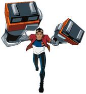Heroes United Generator Rex Ben 10 5