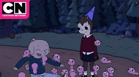 Summer Camp Island Frozen Time Cartoon Network