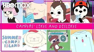 Meet the Campers in Summer Camp Island HBO Max Family