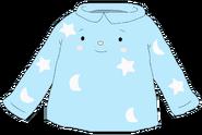 Pajamas transparent