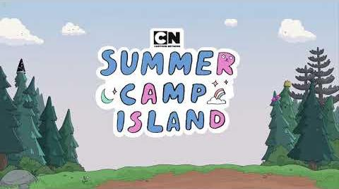 Cartoon Network - Summer Camp Island Takeover Weekend Promo (July 7-8, 2018)