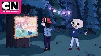 Magical Painting Worlds Summer Camp Island Cartoon Network
