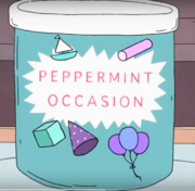 Peppermint Occasion Ice Cream icon