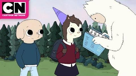 Summer Camp Island The Haunted Library Cartoon Network