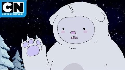 Summer Camp Island Searching For Yetis Cartoon Network