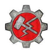 Iron dwarves logo