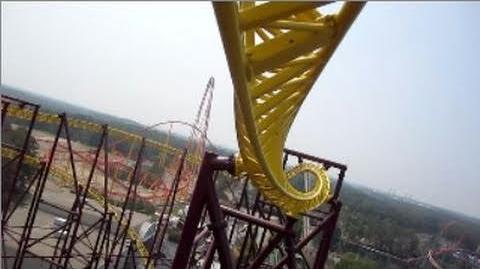 Volcano, The Blast Coaster