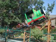 Percy's Railway train
